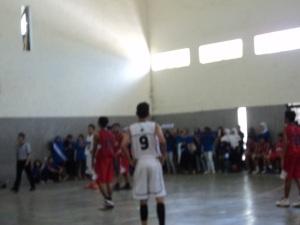 Pemain basket SMAN 5 Surabaya