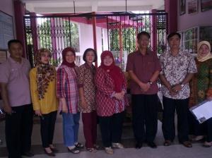 Para alumni SMAN 16 Sby angkatan 1988